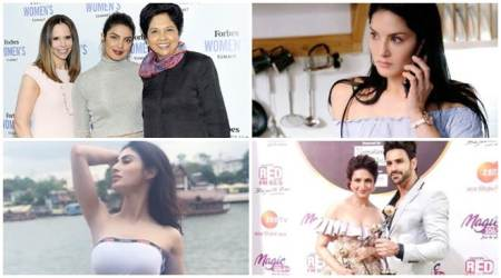 Have you seen these photos of Priyanka Chopra, Sunny Leone, Mouni Roy and Divyanka Tripathi?
