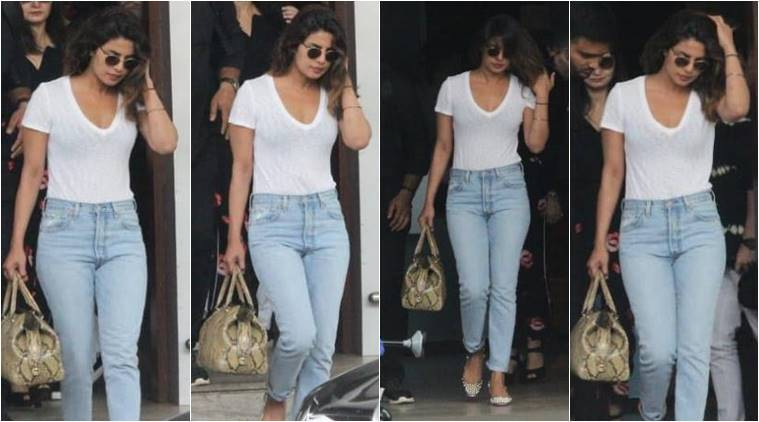 Priyanka Chopra, Priyanka Chopra latest photos, Priyanka Chopra Nick Jonas, Priyanka Chopra fashion, Priyanka Chopra airport style, Deepika Padukone, Deepika Padukone latest photos, Deepika Padukone Cannes, Deepika Padukone fashion, indian express, indian express news