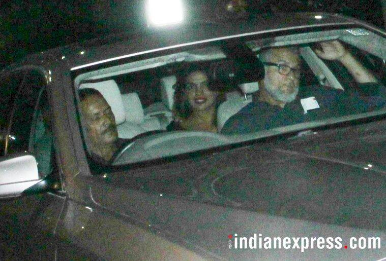 priyanka chopra and nick jonas in india