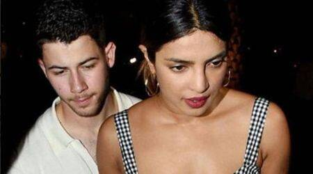 Nick Jonas spends time with Priyanka Chopra and her family in Mumbai