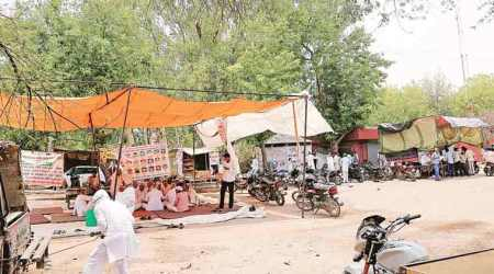 'Distance' shrinks between Jats, Dalits as they pitch tents against Manohar Lal Khattar govt