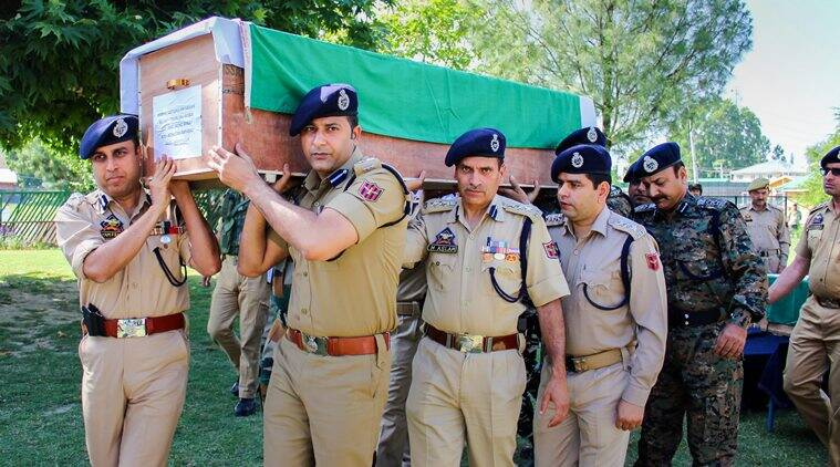 J-K: 2 policemen killed, 11 injured in predawn attacks by militants
