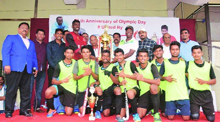 Pune: Krida Prabodhini bag a grand double, beat Railway Police, Pune XI in hockey match