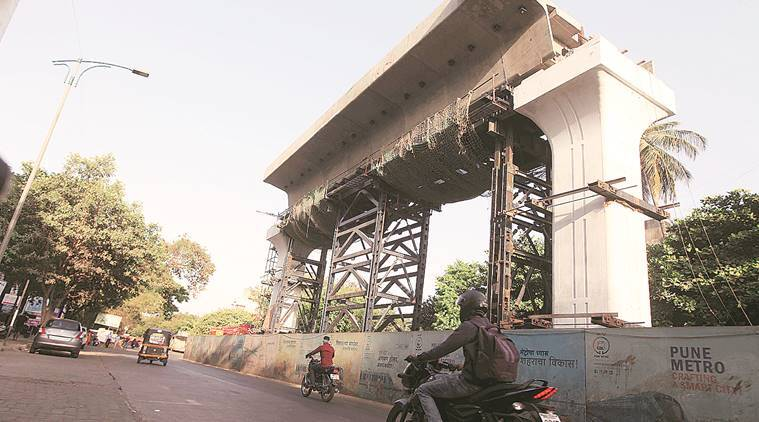 Pune Metro funding