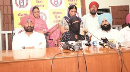Punjab: Leader of Opposition by side, girl names DSP who 'pushed her into drugs'