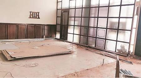 Three Punjab ministers break walls to redo their offices in heritage secretariat