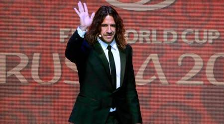 FIFA World Cup 2018: Carles Puyol banned from Iranian TV due to 'wild hair'