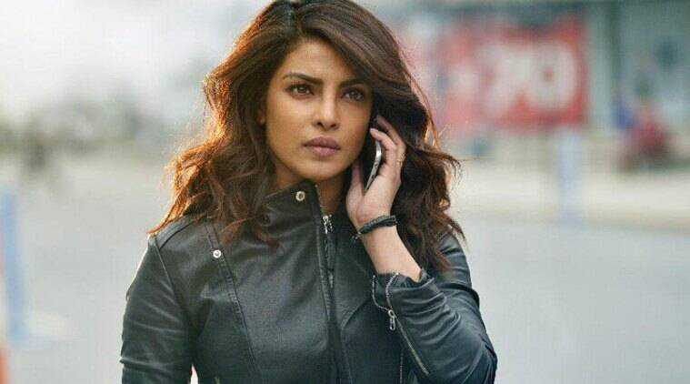 Priyanka Chopra plays the character of FBI agent Alex Parrish in ABC's Quantico