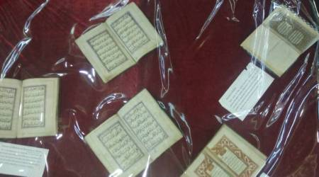 Hindu family's collection of Islamic manuscripts a major attraction in Srinagar
