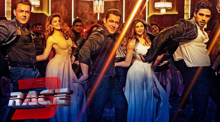 Race 3 song Party Chale On: Hardik Acharya's lyrics are screaming for your attention