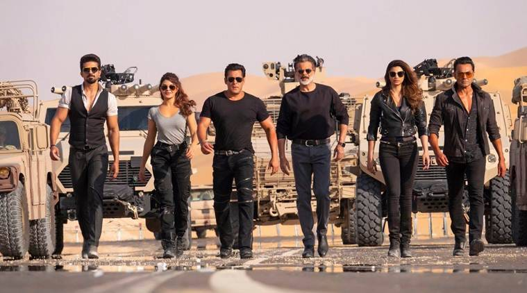 race 3 box office collection worldwide