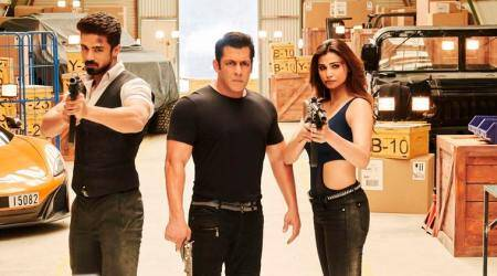 race 3 box office collection day 2