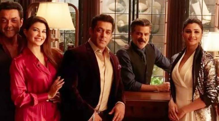 race 3 box office collection day salman khan