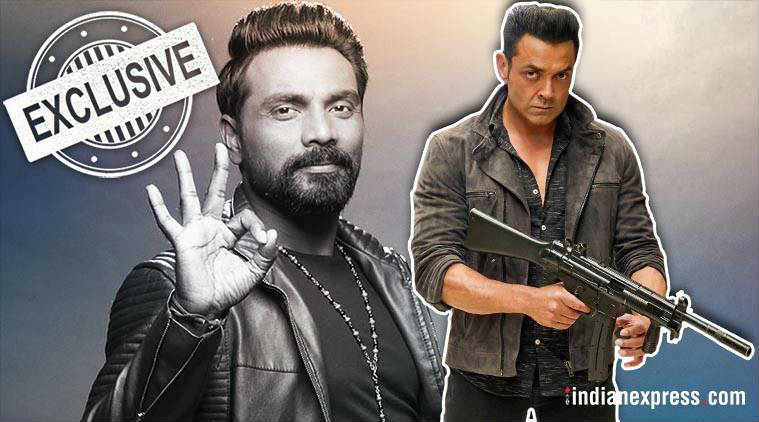 Bobby Deol and Remo D'Souza in Race 3