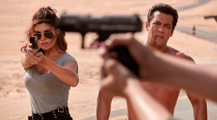 race 3 stars salman khan and jacqueline fernandez