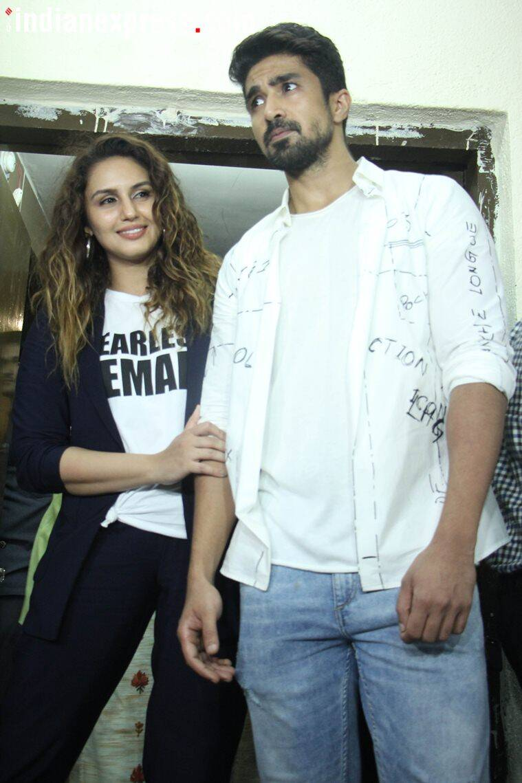 huma qureshi, saqib saleem photos