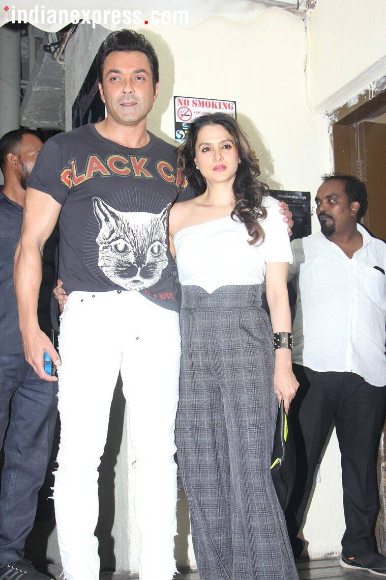bobby deol race 3 photos