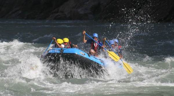 Uttarakhand HC bans white river rafting, paragliding, gives state govt two weeks to draft policy
