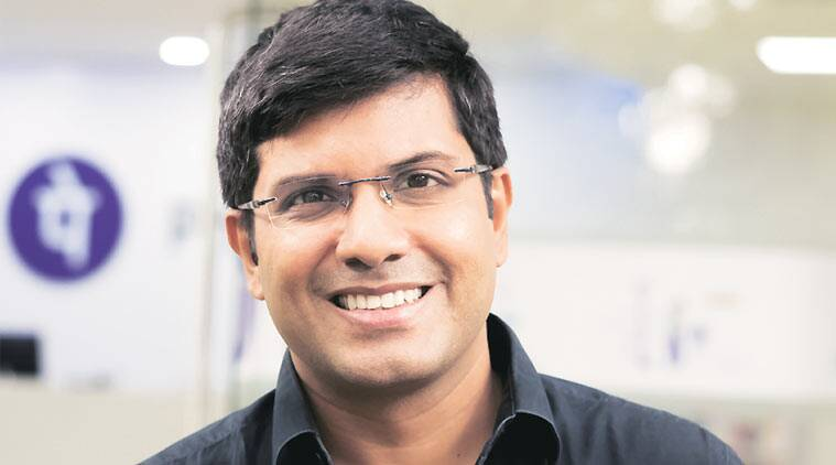 Rahul Chari, chief technology officer and co-founder of digital payments company PhonePe.