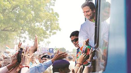 2019 Lok Sabha Poll Campaign: In Rahul Gandhi's return to Gujarat, Congress looks at improving its urban score