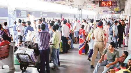 The total evaluation was done on 407 stations signifying the busiest public places controlled by Railways.