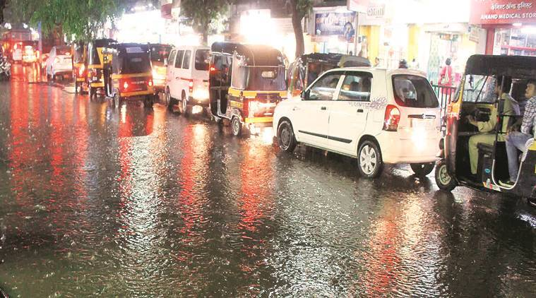 Mumbai, Mumbai rains, monsoons, moonsoon mumbai, IMD, Mumbai news, Indian Express
