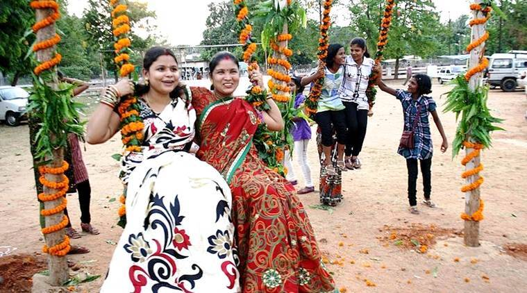 Raja Parba, Odisha, menstrual, menstrual taboo, taboo around menstrual, orrisa Raja Parba, odisha Raja Parba festival, what is Raja Parba, indian express, how is Raja Parba celebrated, indian express lifestyle news