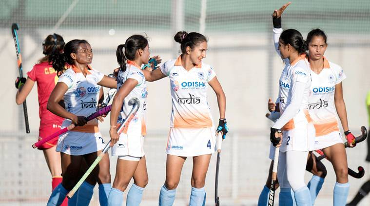 Rani Rampal, Rani Rampal India, India Rani Rampal, India vs Spain, sports news, hockey, Indian Express