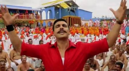 Simmba: Ranveer Singh shoots for 'sabse bada gaana' with Rohit Shetty and Ganesh Acharya