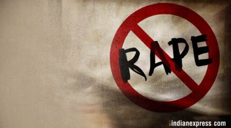 Man held for 'rape' of 16-year-old