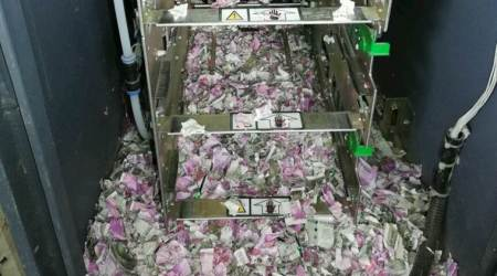 Rats blamed for eating through currency worth Rs 12 lakh in Assam ATM