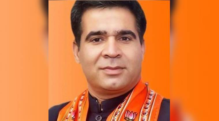 Ravinder Raina, Hizbul Mujahideen, Pakistan, BJP, Inter Services Intelligence, Indian Army, Ankur Sharma, Roshini Act, Indian Express