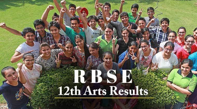 rajresults.nic.in, rajeduboard.rajasthan.gov.in, 12th arts result 2018