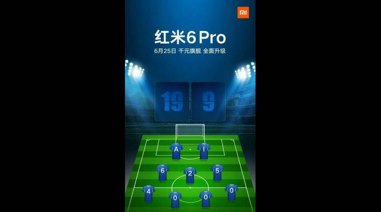 Xiaomi Redmi 6 Pro live images leaked online ahead oflaunch?