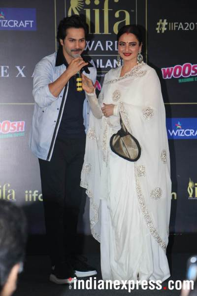 rekha to perform at IIFA 2018