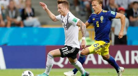 Germany vs Sweden Live Score FIFA World Cup 2018 Live Streaming: Germany 0-0 Sweden in first half