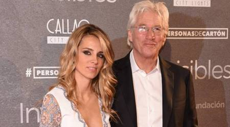 Richard Gere on marrying Alejandra Silva: I'm the happiest man in the universe