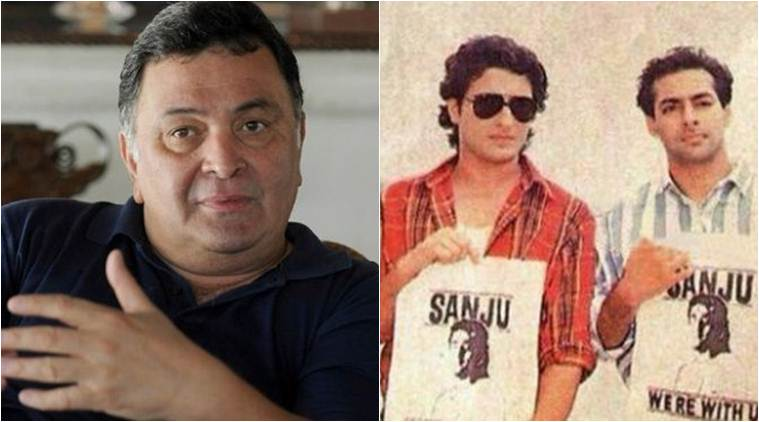 rishi kapoor thanks salman khan, akshay kumar for promoting sanju