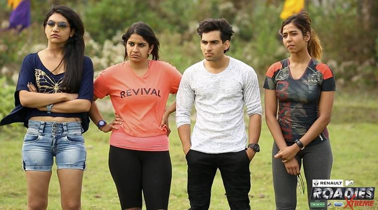 Roadies Xtreme Shuffling Of Gang Members And Double Eviction To Add Excitement In The Next Episode Entertainment News The Indian Express