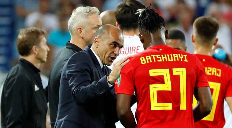 FIFA World Cup 2018: Team spirit can carry Belgium to World Cup final, says Roberto Martinez