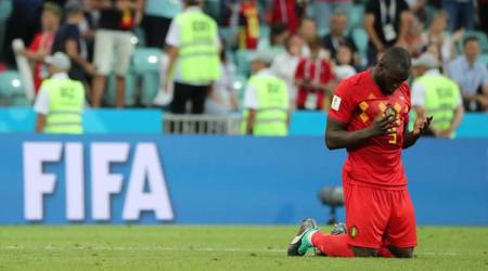 From having no money for buying milk to playing in two World Cups, Romelu Lukaku recounts incredible journey