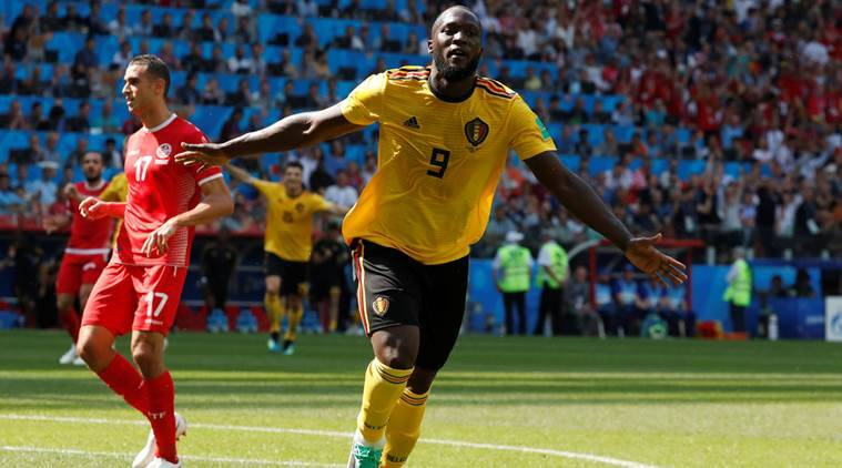 Lukaku, Hazard score brace as Belgium beat Tunisia 5-2