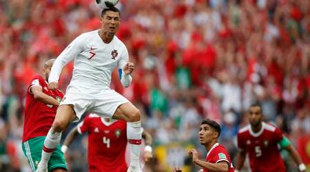 FIFA World Cup 2018: Cristiano Ronaldo earns Portugal 1-0 win as Morocco's hopes end