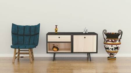 Make your home look spacious with minimalistic furniture