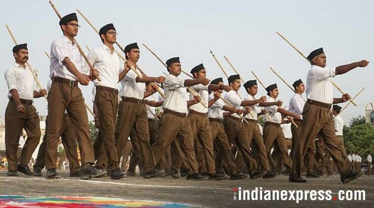 RSS, The Organiser editorial, RSS event, India Pakistan Partition, Mohan Bhagwat
