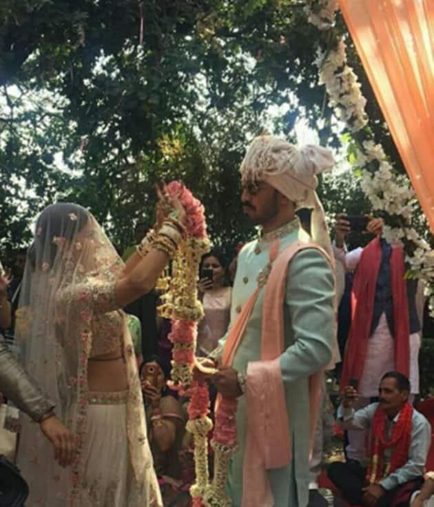 Abhinav Shukla and Rubina Dilaik wedding