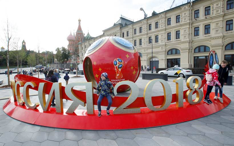 Vladimir Putin says football unites planet as World Cup begins in Russian Federation