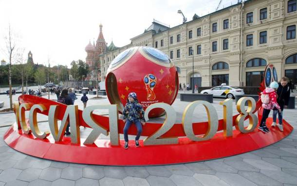 FIFA World Cup 2018: Teams gear up for the big event in Russia