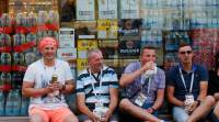 FIFA World Cup 2018: Moscow shops stockpile beer for World Cup fans