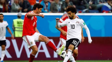 FIFA World Cup 2018 Live Score Streaming, Russia vs Egypt Live Score: Russia 0-0 Egypt in first half